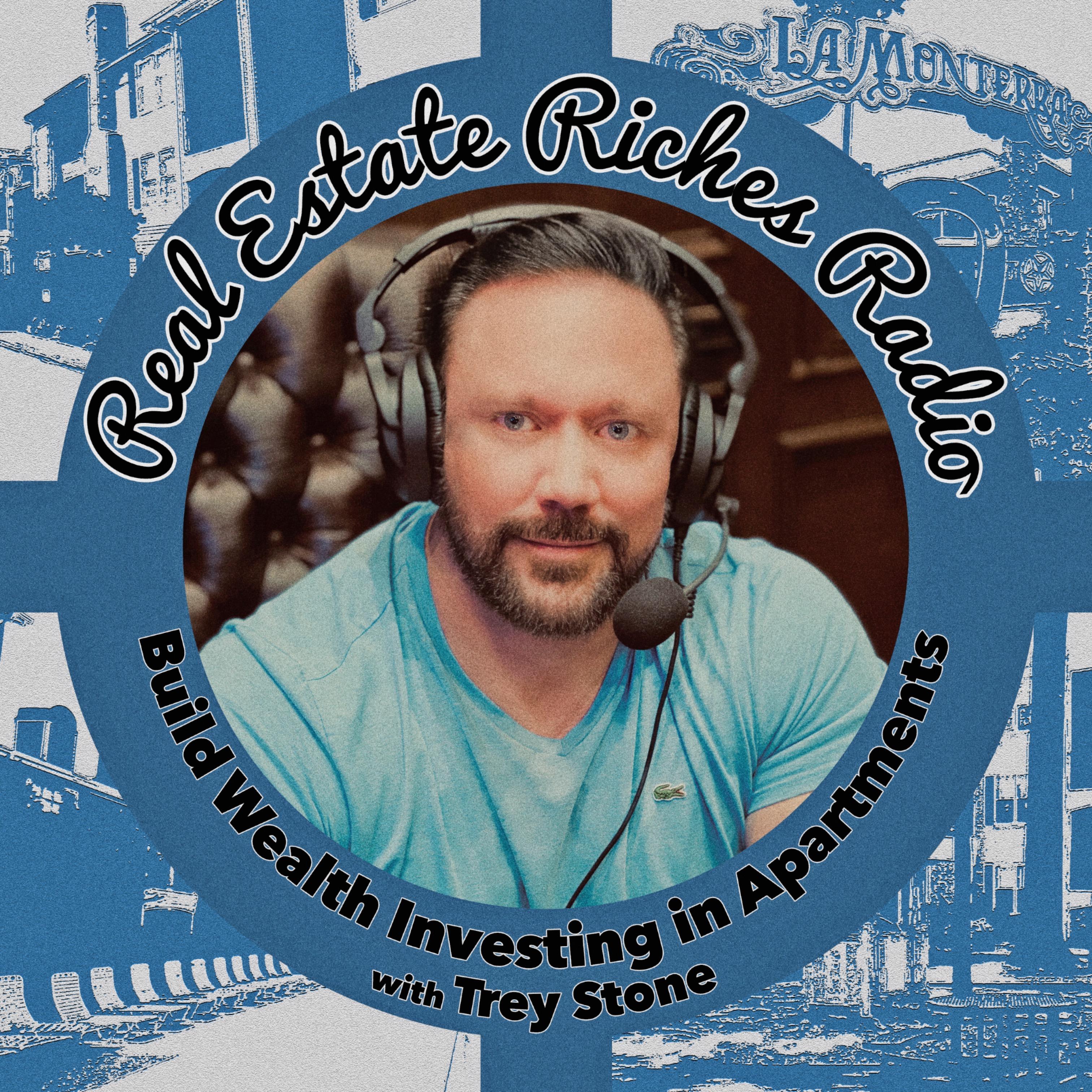 Real Estate Riches Radio show art