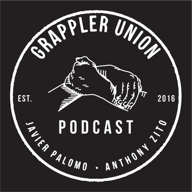 Grappler Union Podcast show art