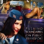 Artwork for Pushing Boundaries on Public Transport by Victoria Blisse