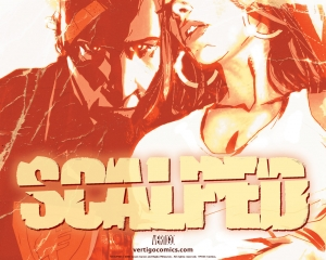 SCALPED vol. 1 with James Asmus
