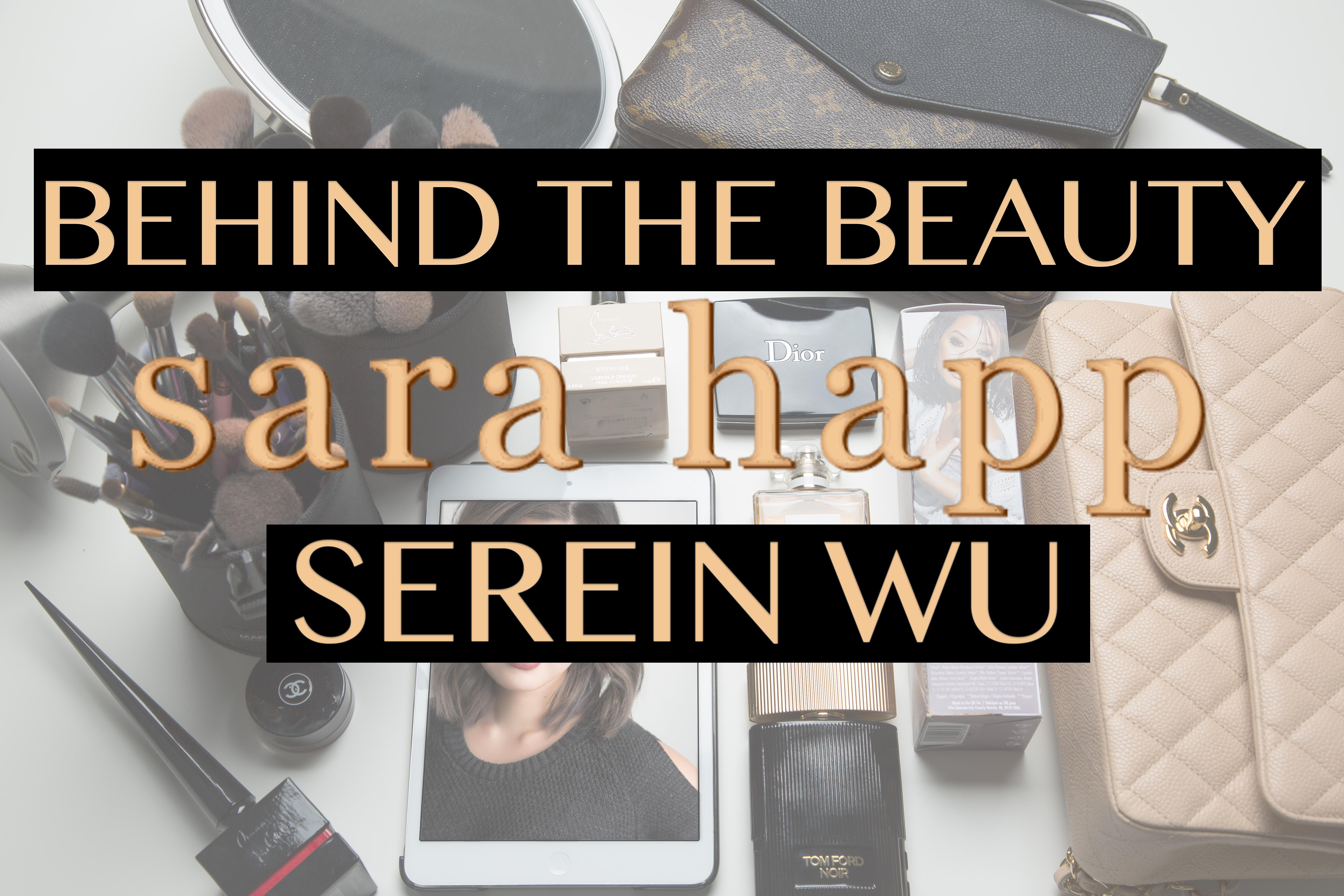Artwork for 25: Sara Happ, from Sara Happ Lip Experts sits down with Serein, to discuss beauty, bubble baths and lip care