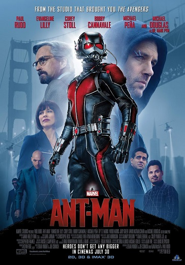 Episode 12: Ant-Man Review