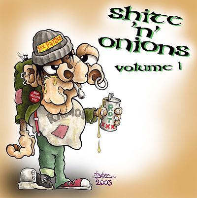 Shite n Onions logo