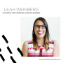 Artwork for 102: How to Automate a Boutique Wedding Planning Business with Leah Weinberg