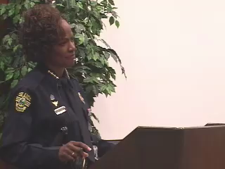 Artwork for Val Demings, Orlando Chief of Police (Video)