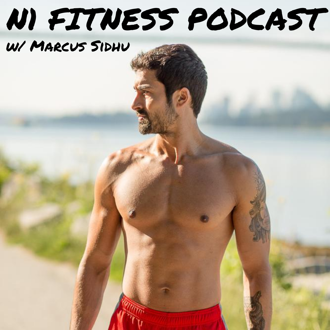 N1 Fitness Podcast show art