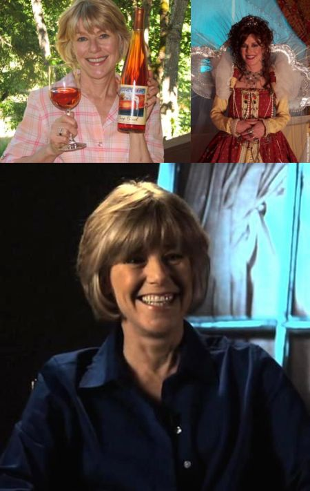 Episode 45 - The Return of Adrienne King!