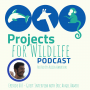 Artwork for Episode 005 - Eric Angel Ramos shares how flying drones in Belize is protecting manatees!