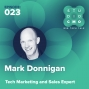 Artwork for 023 | How CMOs Maintain Relevancy with Mark Donnigan | Studio CMO