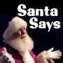 Artwork for Santa Says YES is the new magic word!