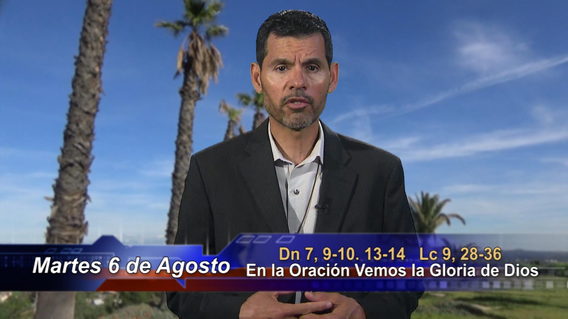 """Artwork for Dios te Habla con Jose Luis Elias; Tema el hoy: """"En la Oración Vemos la Gloria de Dios"""""""