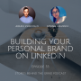 Artwork for #55 Building Your Personal Brand On LinkedIn with String