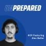 Artwork for 009 - Unprepared: SMS Marketing & Quick Wins with Alex Beller of Postscript