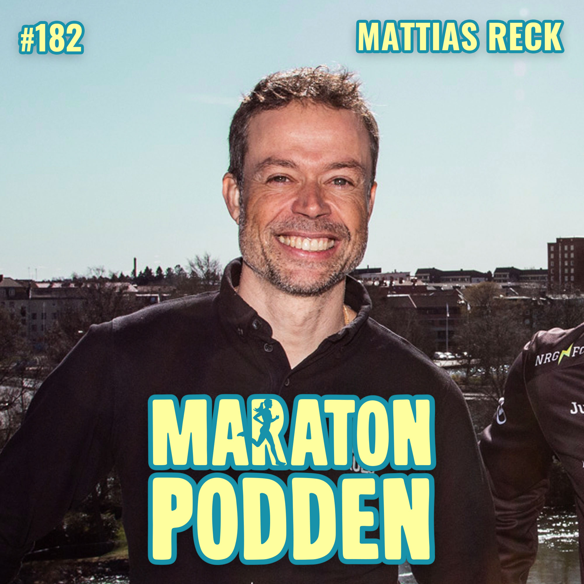 #182: Mattias Reck, SO-läraren som blev landets främsta cykeltränare