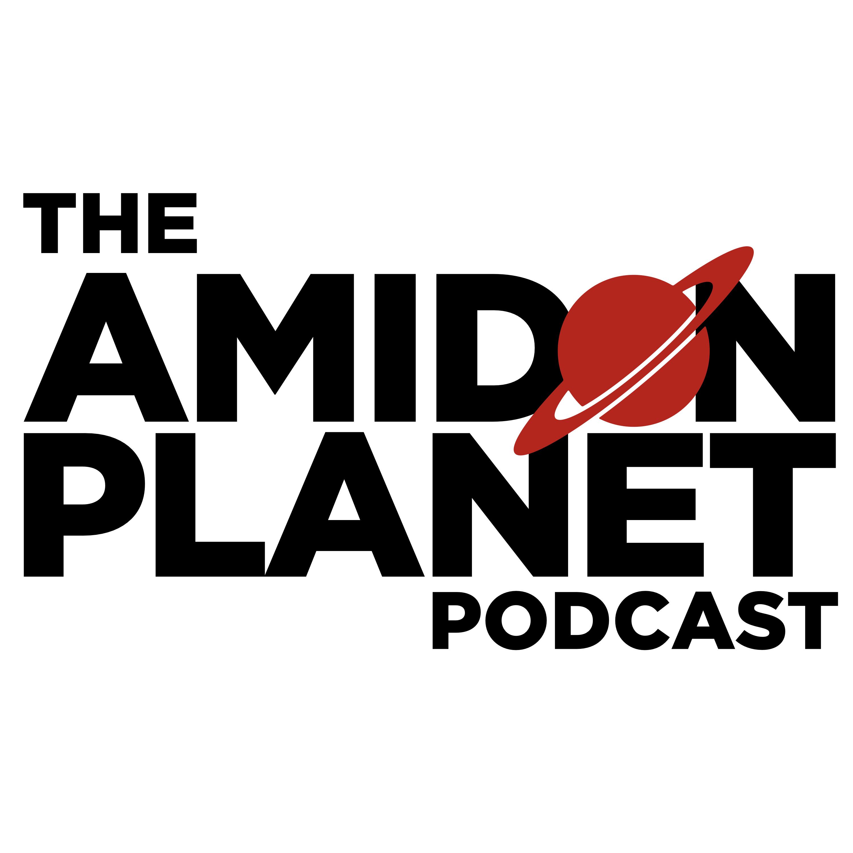 Amidon Planet Podcast show art