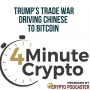 Artwork for Trump's Trade War May Be Driving Chinese Investors to Bitcoin