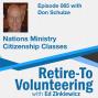 Artwork for 085 Don Schulze—Nations Ministry Center Citizenship Classes