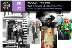 Episode 2: Real Style with Sarah Ellison Lewis