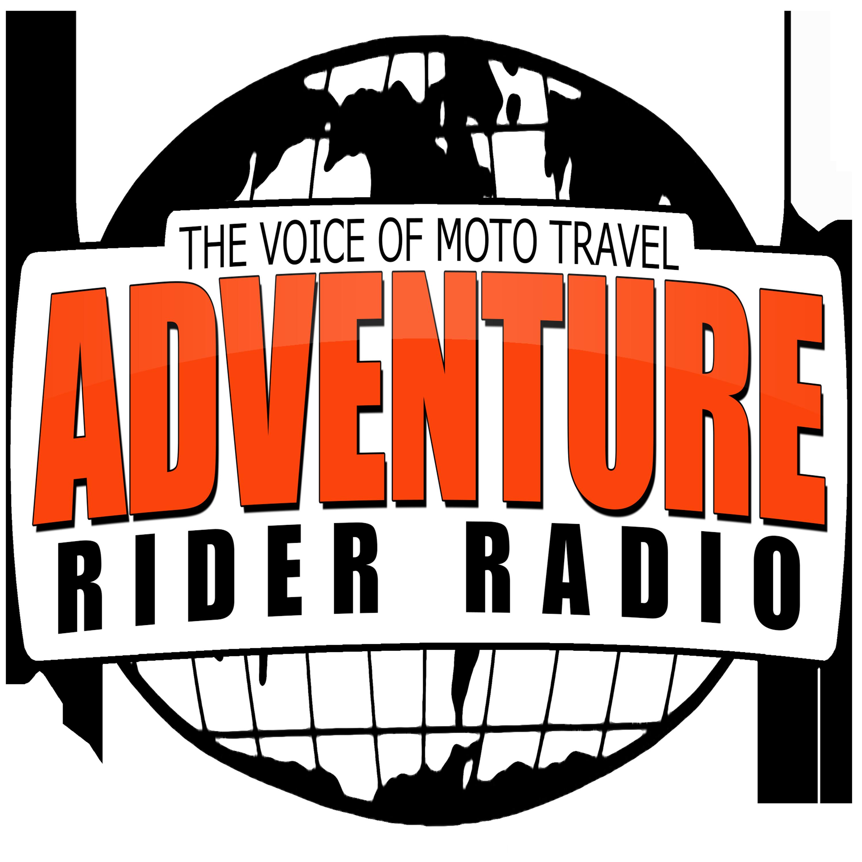 Adventure Rider Radio Motorcycle Podcast show art