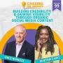 Artwork for EP99 - Martine Cadet on building credibility and gaining visibility