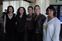 Solutionary Women: Alli Chagi-Starr, Ilyse Hogue, Melinda Kramer and Reem Rahim