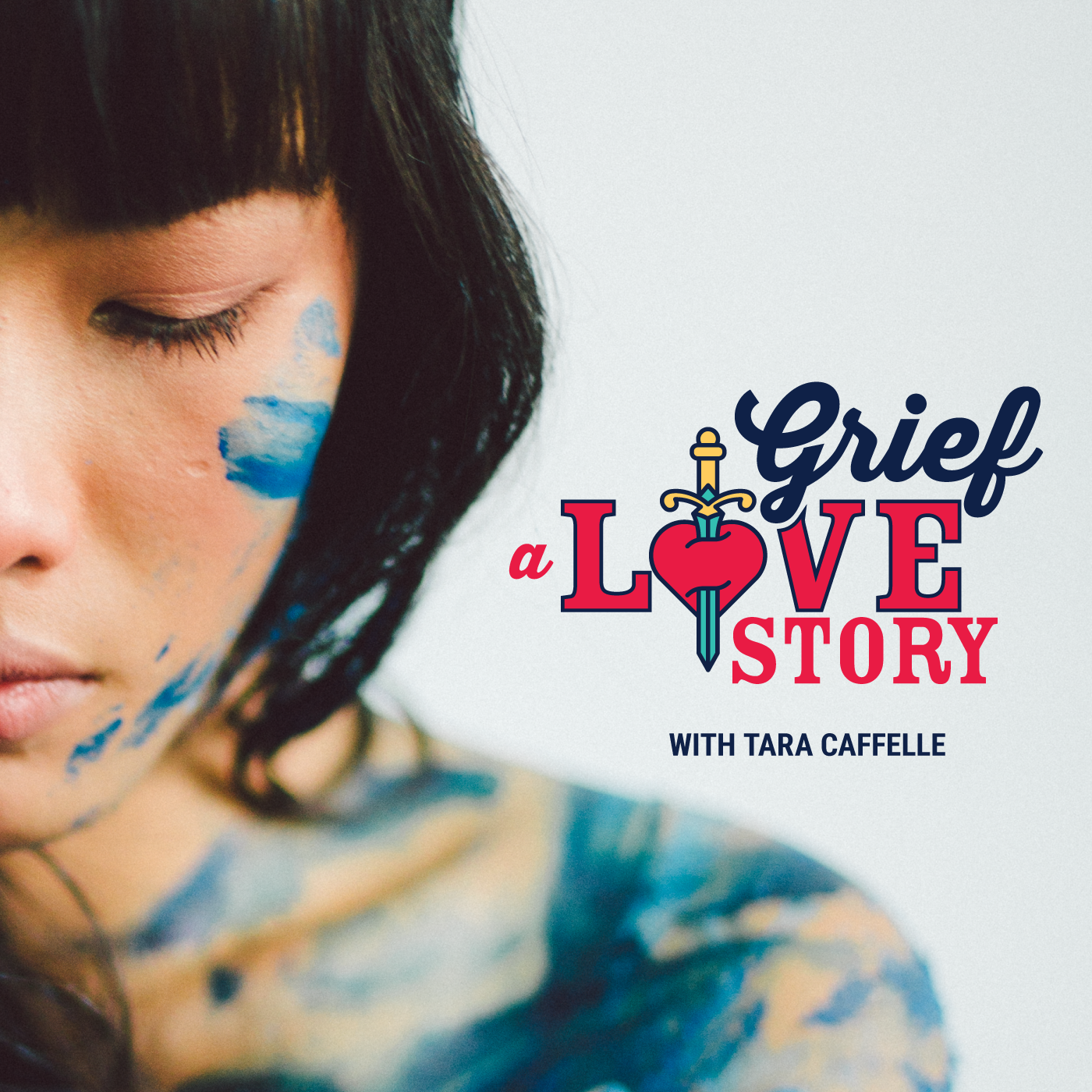 Grief: A Love Story - the podcast show art