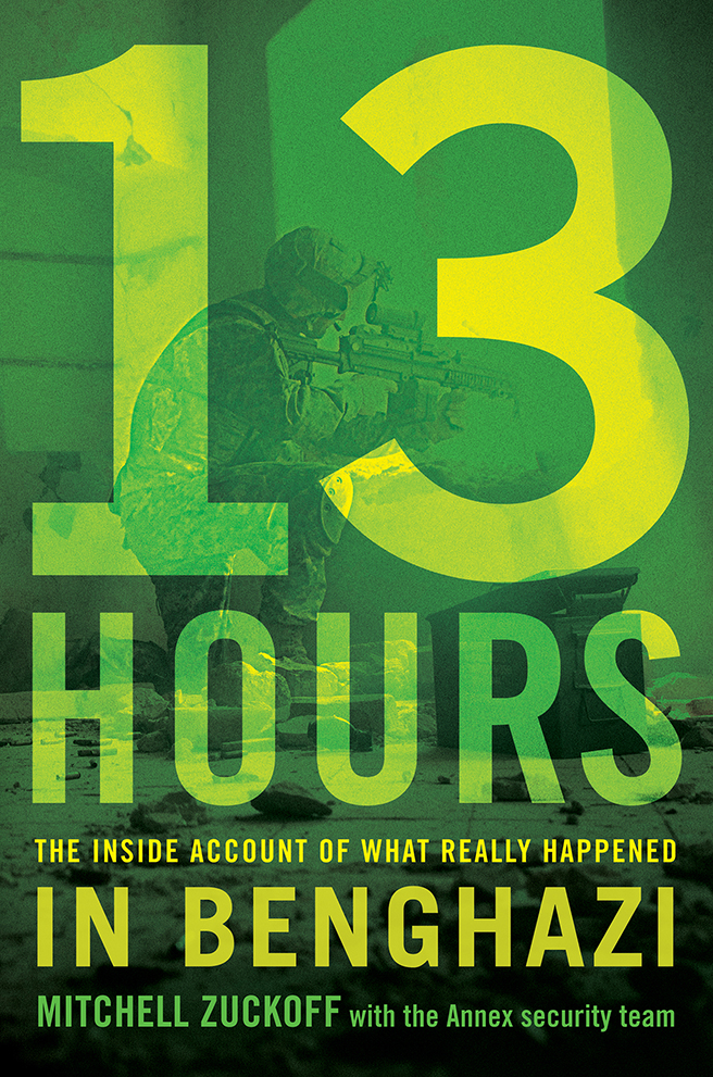 13 Hours - Kris Paronto