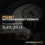 Artwork for PoW Bitcoin - Resilient Bitcoin - 7/27/2017