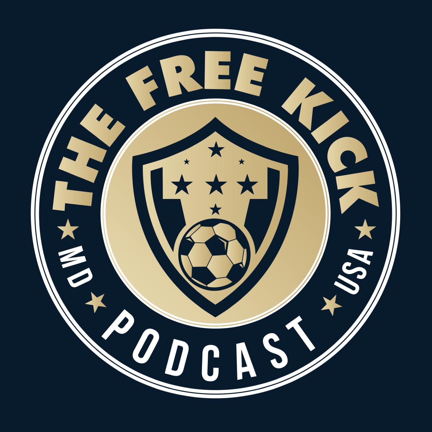 The Free Kick show art