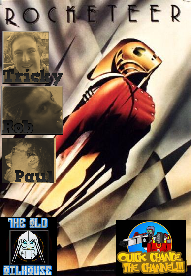 QCTC EP 16 - The Rocketeer