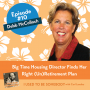Artwork for Debb McColloch: Big Time Housing Director Finds Her Right (Un)Retirement Plan