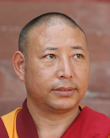 Artwork for Geshe Thinley on Daily Practice