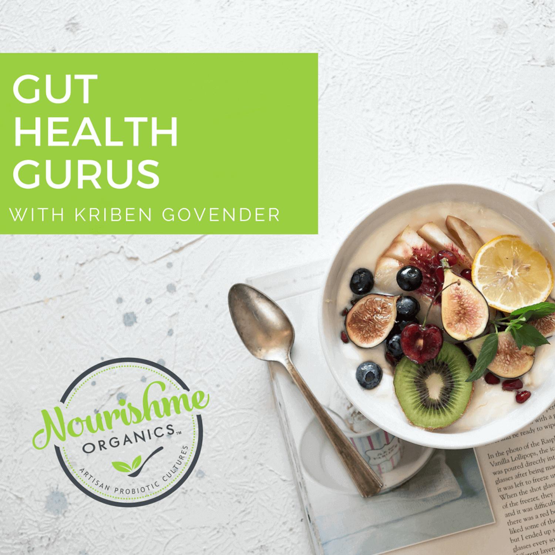 Gut Health Gurus Podcast show art