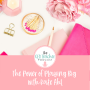 Artwork for The Power of Playing Big with Kate Ahl