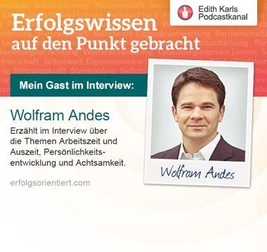 035 - Im Gespräch mit Wolfram Andes