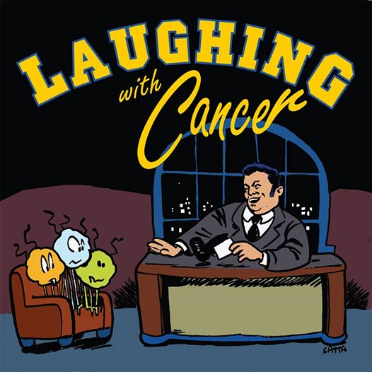 LWC Show #1Laughing with cancer