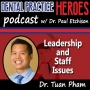 Artwork for Leadership and Staff Issues - Dr Tuan Pham
