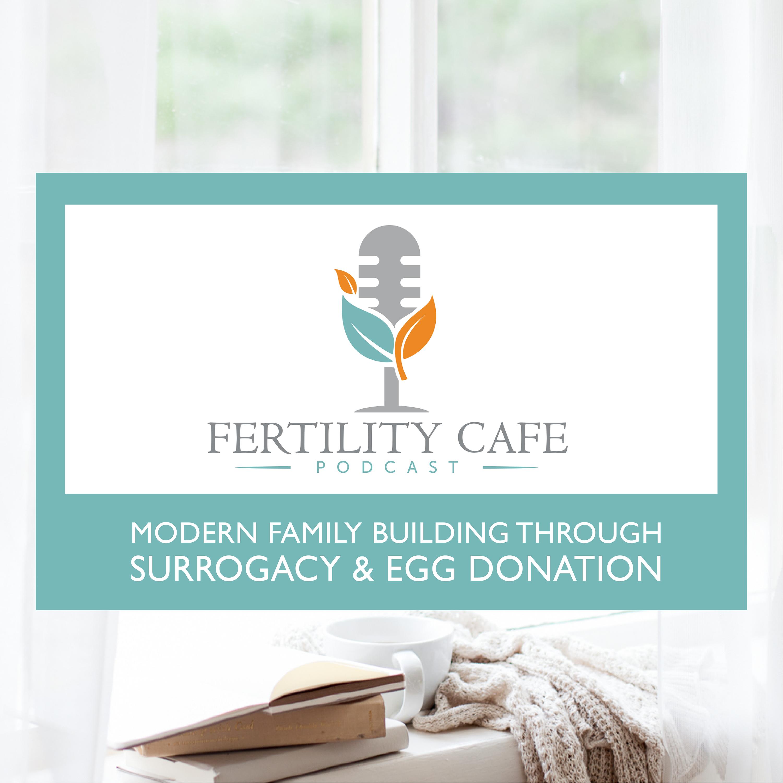 Fertility Cafe show art