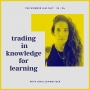 Artwork for S2:04 - Trading in Knowledge for Learning with Josie Schweitzer