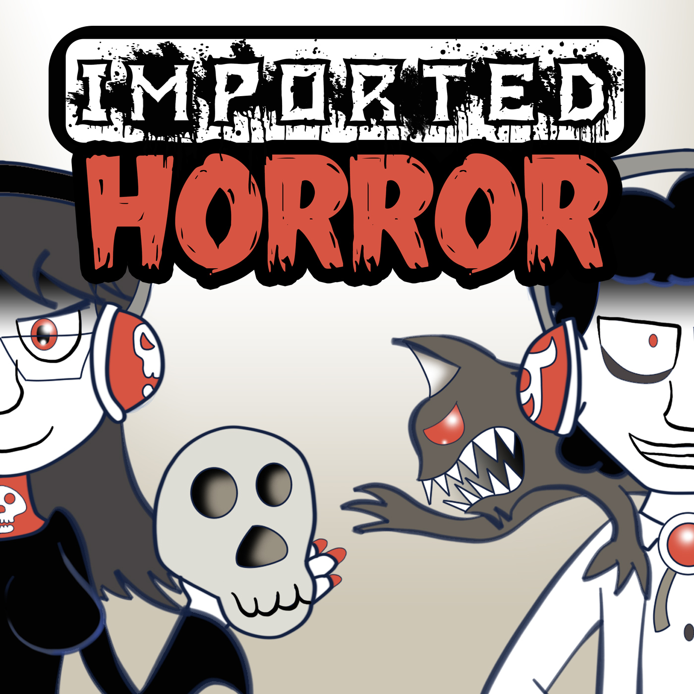 Imported Horror show art