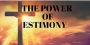 Artwork for The Power of Your Testimony
