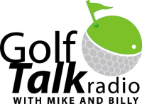 Golf Talk Radio with Mike & Billy 2.1.2020 - The Morning BM!  Mike Pulls a Kramer!  Part 1 show art