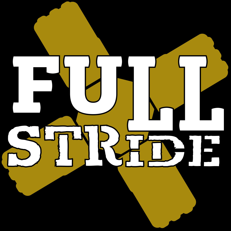 Full Stride - An Adeptus Titanicus Podcast show art