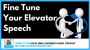 Artwork for Fine Tune Your Elevator Speech
