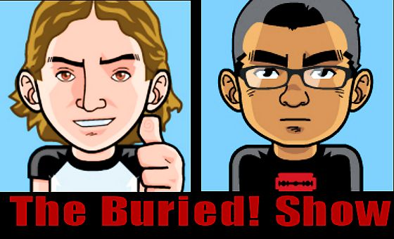 Artwork for MTR Presents: The Buried! Show-Episode 1