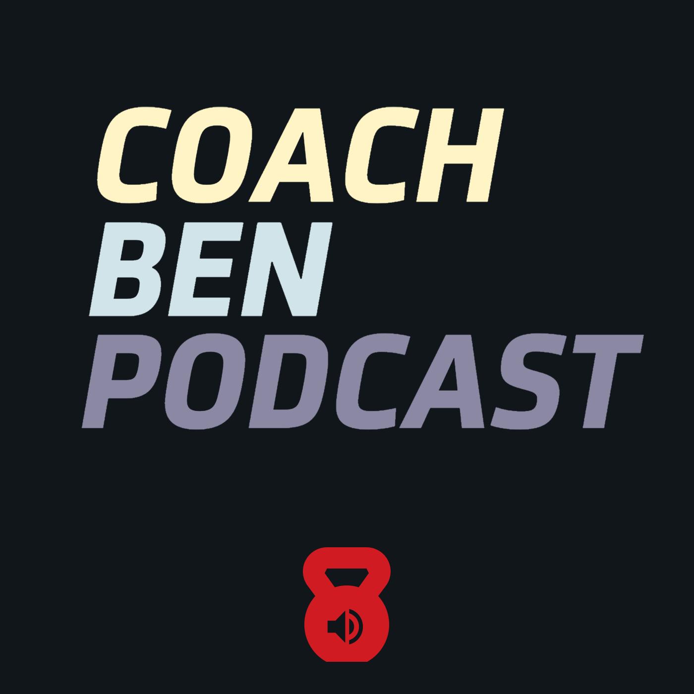 Coach Ben Podcast show art