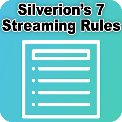 Silver's 7 Rules