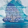 Artwork for Daniel Knew In His Heart God Would See Him Through