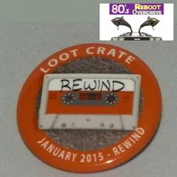 Loot Crate Rewind 1-29-15