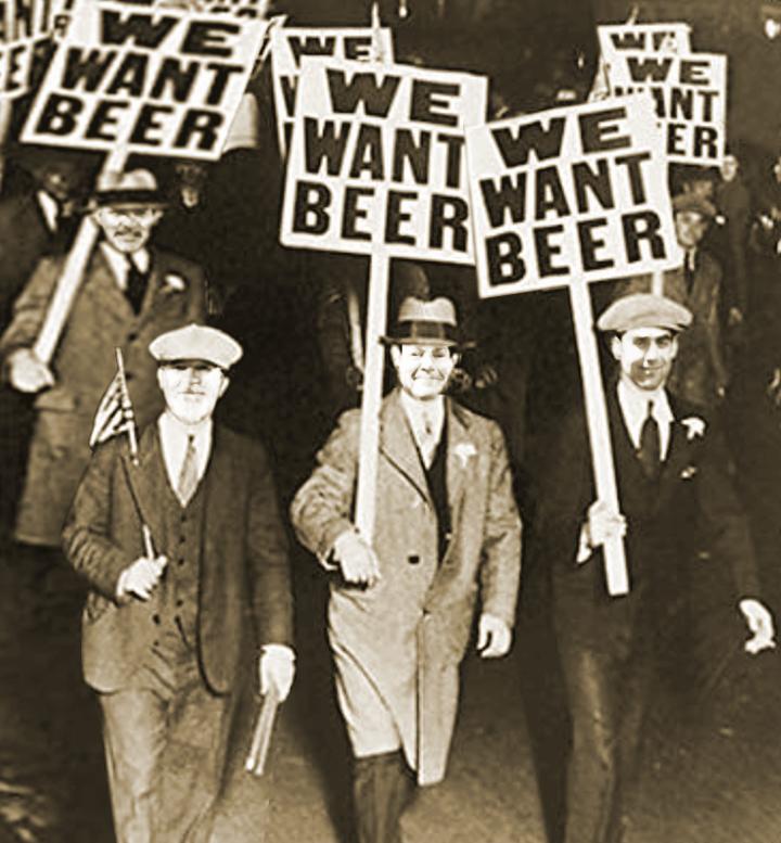 chicago beer scene - prohibition